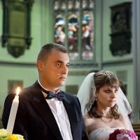 nunta in Londra + biserica + miri