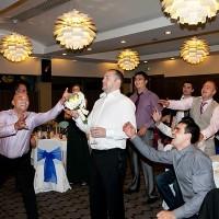 nunta in londra + buchetul miresei