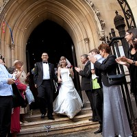nunta in londra + romani