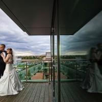 wedding at holiday Inn London