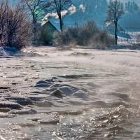 iarna in satele din bucovina