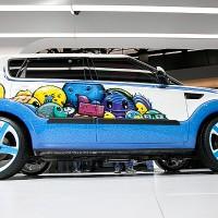 noul model auto