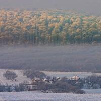 imagini iarna in zona sucevei