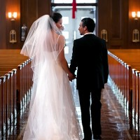 imagini din biserica la nunta