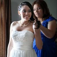 in ziua nuntii la coafor