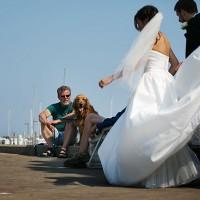 caine la nunta