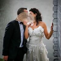evantaiul la nunta