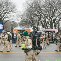 St. Patrick day in Chicago