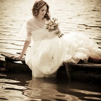 fotografie trash the dress cu oana